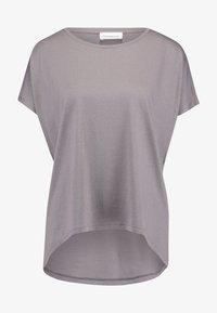 Even&Odd - T-shirt con stampa - anthracite - 3