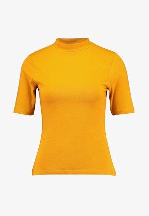 Basic T-shirt - inca gold