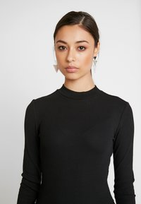 Even&Odd - BODYSUIT BASIC - Longsleeve - black
