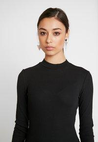 Even&Odd - BODYSUIT BASIC - T-shirt à manches longues - black - 3