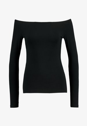BASIC - Longsleeve - black