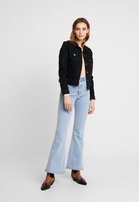 Even&Odd - 2 PACK  - Maglietta a manica lunga - tan/black - 1