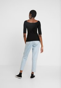 Even&Odd - 2 PACK - Long sleeved top - black - 3