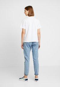 Even&Odd - T-shirt imprimé - white - 2