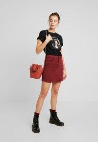 Even&Odd - T-shirt imprimé - black - 1