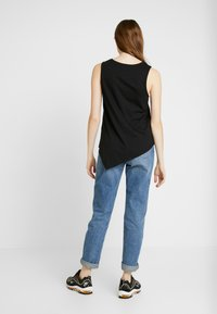 Even&Odd - BASIC T-SHIRT - Top - anthracite - 2