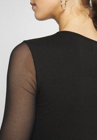 Even&Odd - Long sleeved top - black - 5