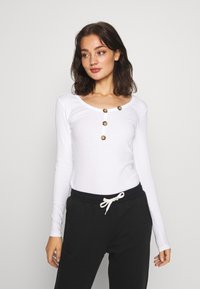 Even&Odd - Long sleeved top - white - 0