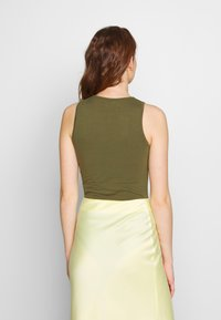 Even&Odd - 2 PACK - Top - khaki/black - 3