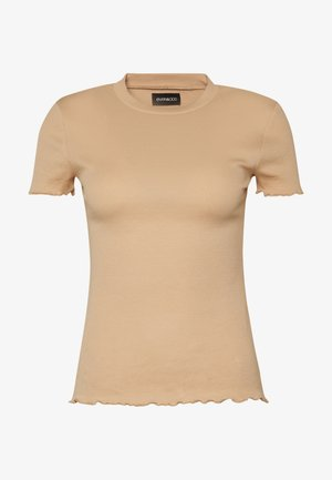 T-shirt basic - cuban sand