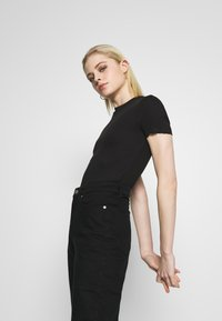 Even&Odd - T-shirt basique - black - 3