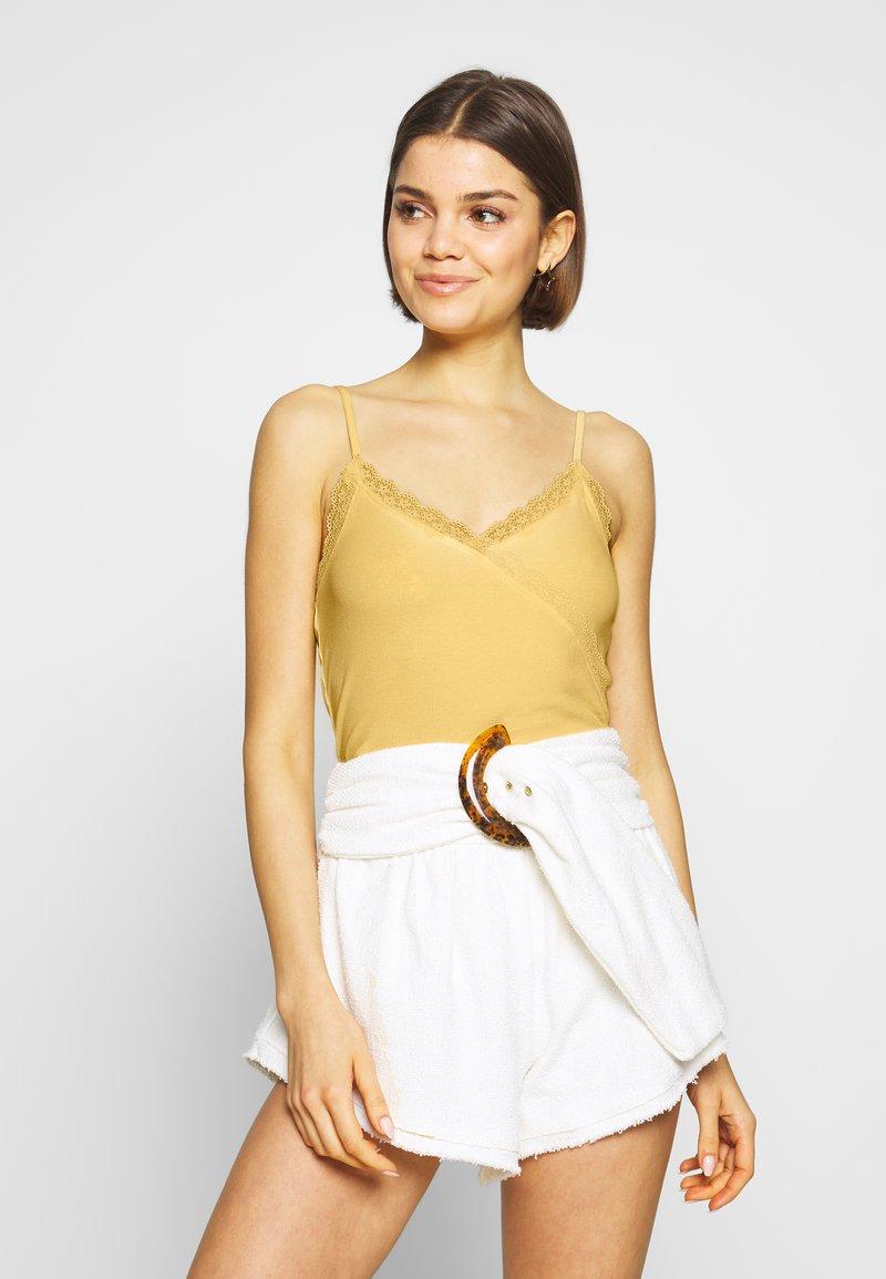 Even&Odd - Top - light yellow