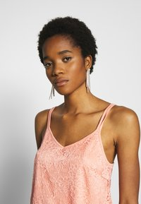 Even&Odd - Top - coral pink - 4