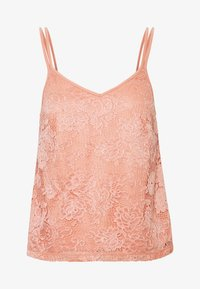 Even&Odd - Top - coral pink - 3