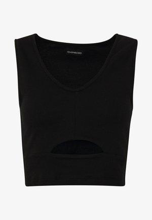 Topper - black