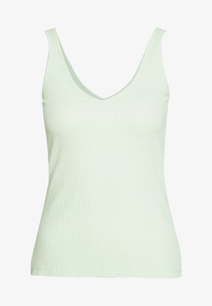 Top - light green