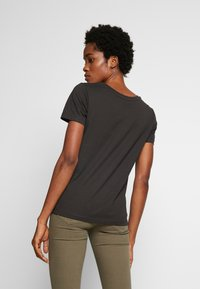 Even&Odd - T-shirts med print - anthracite - 2