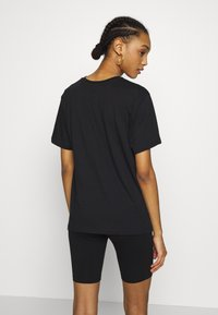 Even&Odd - CLARE COSMIC  - Camiseta estampada - black - 2