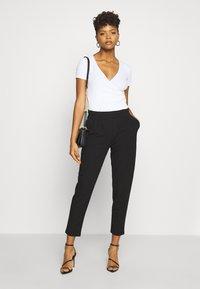 Even&Odd - T-shirts print - white - 1