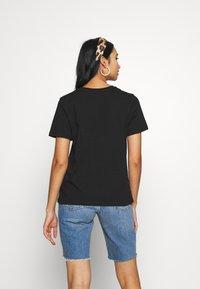 Even&Odd - T-shirt con stampa - black - 2