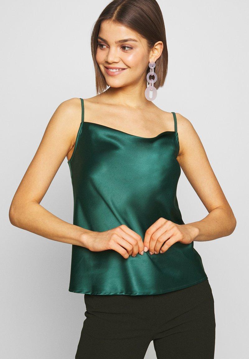 Even&Odd - Topper - dark green
