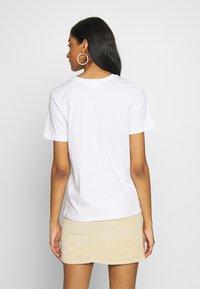 Even&Odd - T-shirt con stampa - white - 2