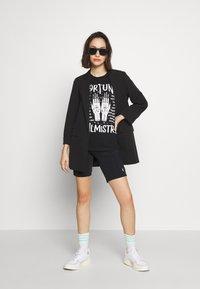 Even&Odd - T-Shirt print - black - 1