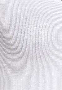 Even&Odd - 2 PACK - Top - white/ecru olive - 5