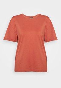 Even&Odd - Basic T-shirt - bruschetta - 3