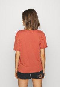 Even&Odd - Basic T-shirt - bruschetta - 2