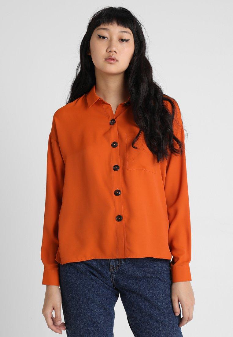 Even&Odd - Bluse - orange