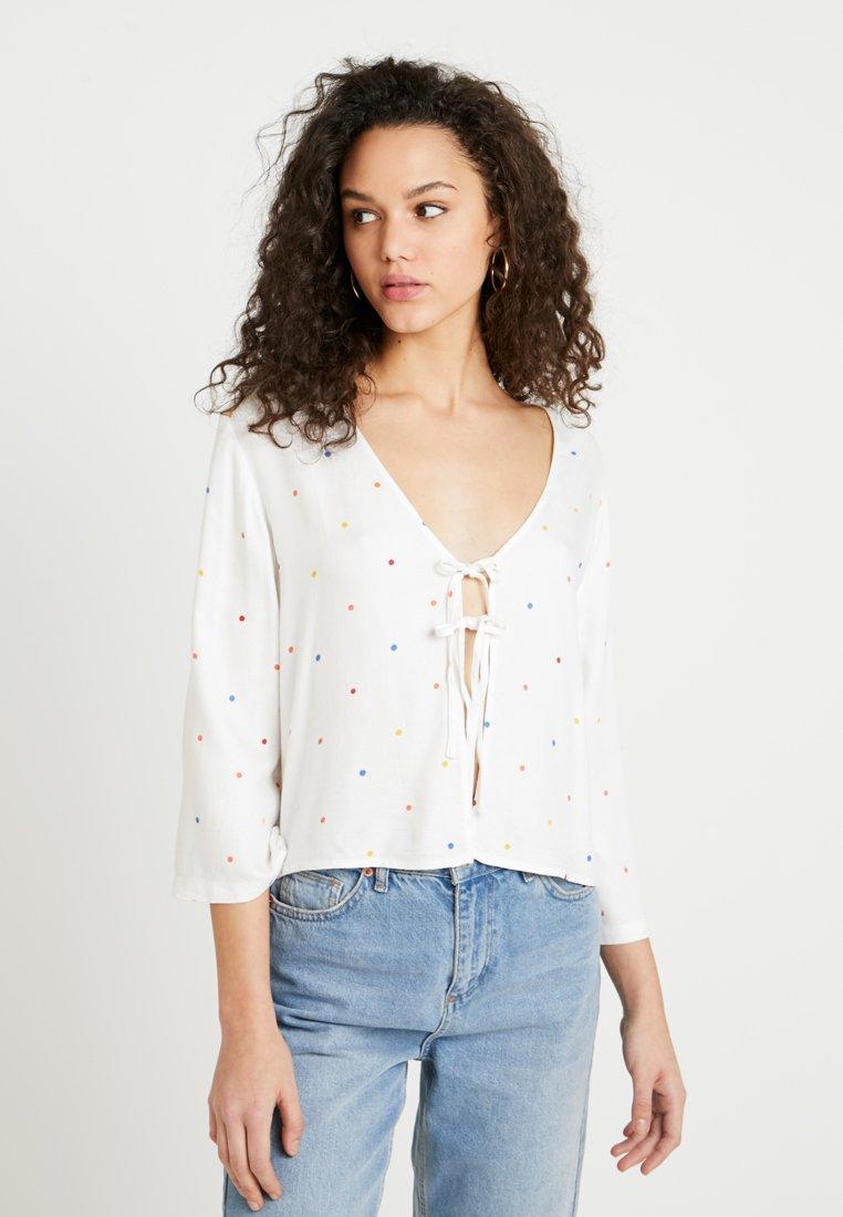 Even&Odd - Blouse - white/multicoloured