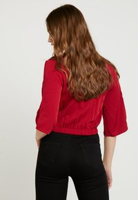 Even&Odd - Bluse - dark red - 2