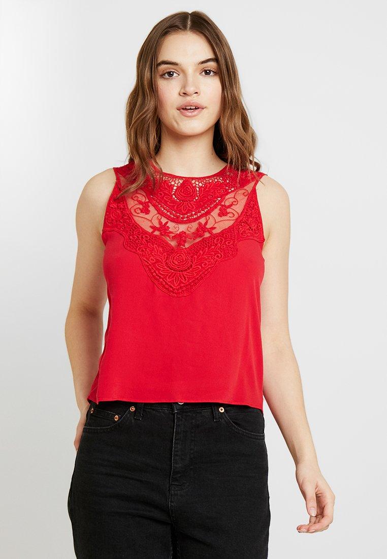 Even&Odd - Bluse - red