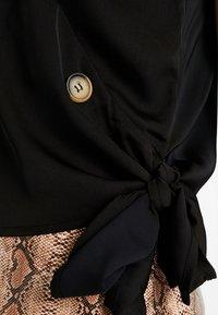 Even&Odd - Bluse - black - 5