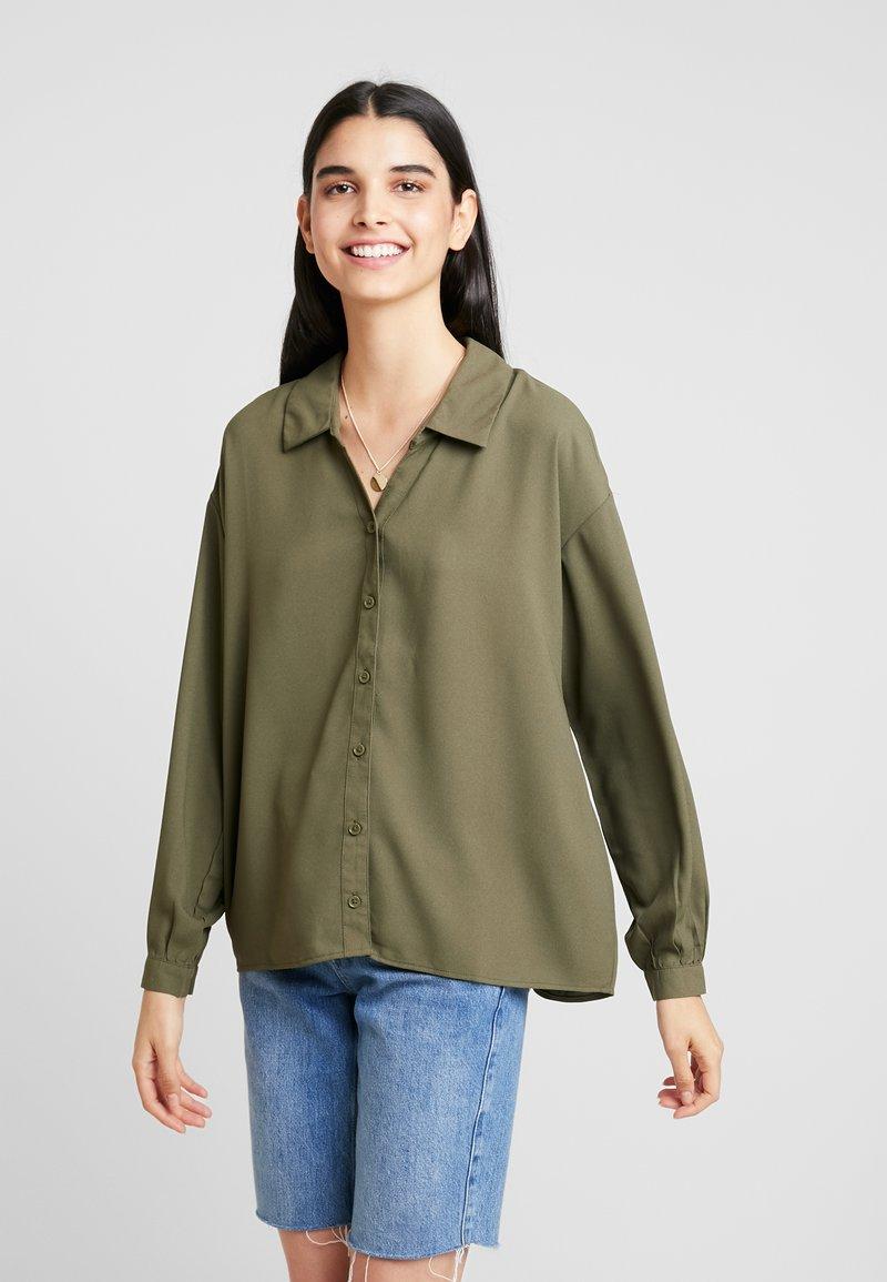 Even&Odd - Skjorte - khaki