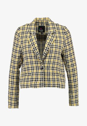 Blazer - white/black/yellow