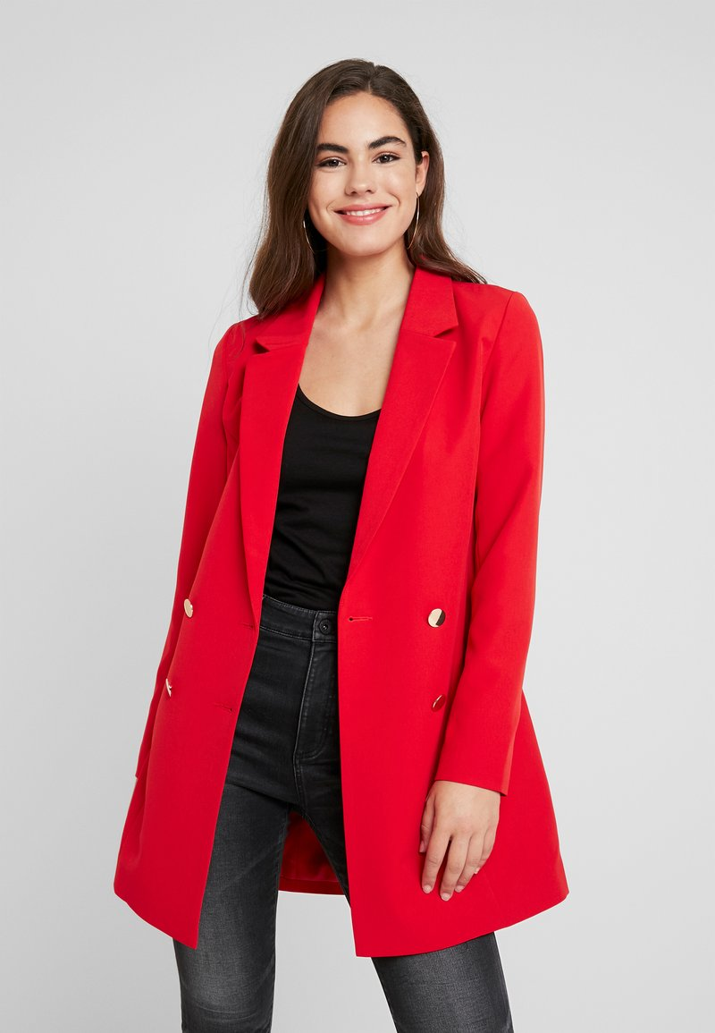 Even&Odd - Cappotto corto - red