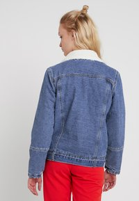 Even&Odd - Spijkerjas - blue denim - 2