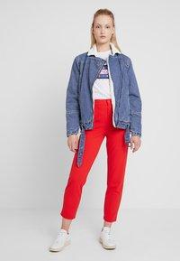 Even&Odd - Veste en jean - blue denim - 1