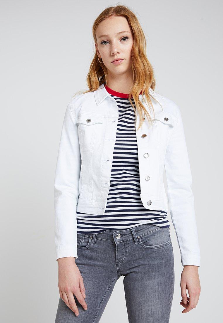 Even&Odd - Jeansjacka - white