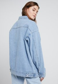 Even&Odd - Giacca di jeans - light blue - 3