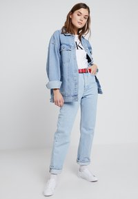 Even&Odd - Giacca di jeans - light blue - 2