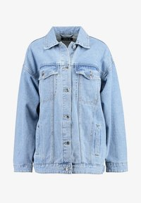 Even&Odd - Giacca di jeans - light blue - 5