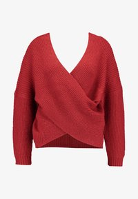 Even&Odd - Jersey de punto - red - 3