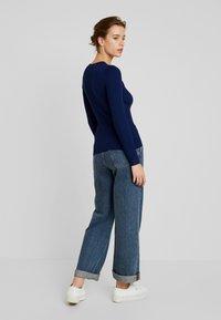 Even&Odd - Sweter - dark blue - 2