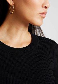 Even&Odd - Pullover - black - 5