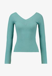 Even&Odd - Strickpullover - turquoise - 4