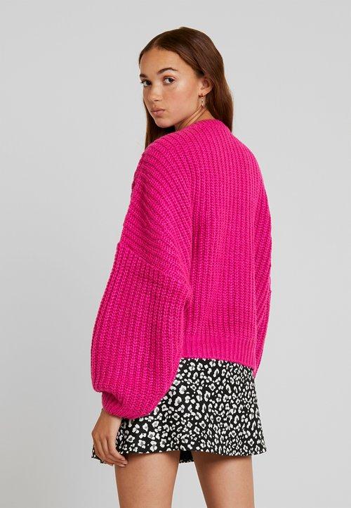dobra jakość Even&Odd Sweter - pink Odzież Damska ERDR-EF1