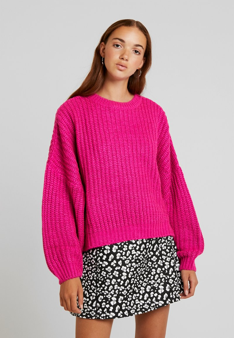 Even&Odd - Svetr - pink